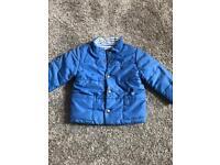 12-18months blue jacket.