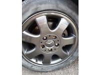 Alloy Wheel Refurbishment and Smart Repair