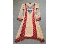 Designer Asian Clothes, Pakistani/ Indian Salwar Kameez/ Shalwar Kameez