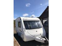 2009 elddis Avante club 2/ berth,362 model with the silver trim, immaculate condition