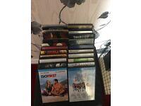Region 1 dvd bundle