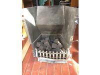Mains gas fire NU FLAME GA 220