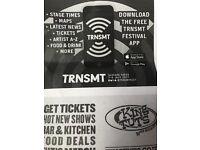 Trnsmt Saturday tickets x 2