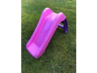 First Size Little Tikes Slide