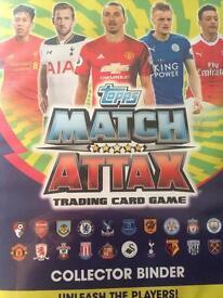 Match Attax Swaps