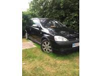 Vauxhall/Opel 1.8 gsi corsa