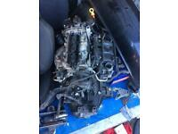 1.2 engine and gearbox 2005VW POLO.SEAT.SKODA