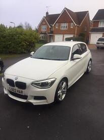 BMW 1 series. 118i m sport