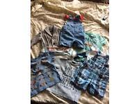 3-6 Months boys summer bundle