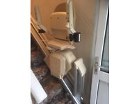 13 step stairlift