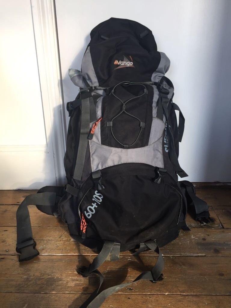 £70 Vango Sherpa 60 + 10 Travel Backpack 70