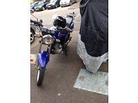 Manual 125cc kymco