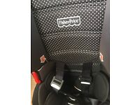 Fisher price carseat barely used
