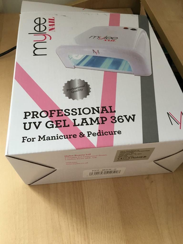 UV GEL LAMP 36W Professional MyLee UV lamp for Manicure and Pedicure