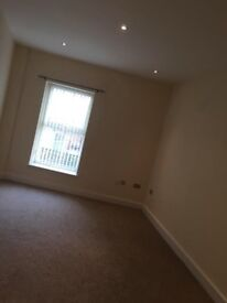 1 bed flat, Llanelli town center.