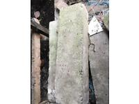 Big concrete blocks £10 each