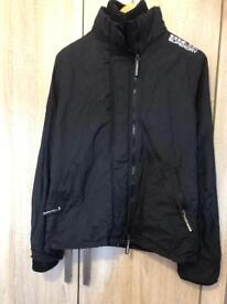 Ladies Superdry windcheater coat xl