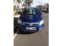 Vauxhall Zafira 2007 Auto Diesel