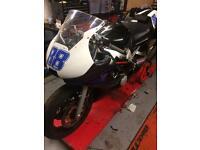 Yamaha r6 race bike / r6 track bike