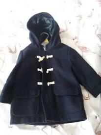 12 -18 month boys coat