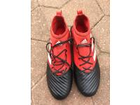Adidas Ace 17.2 Football Boots, size 8.5