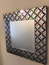 Pretty mirror