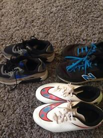 5 pairs of Trainers