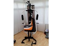 York Multigym in excellent condition with 100kg weight stack