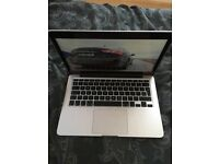 MacBook Pro 2015 2.9 i5 8gb ram 512 ssd rare used