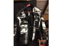 J&S men's motorbike jacket