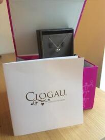 Never worn Clogau Gold necklace