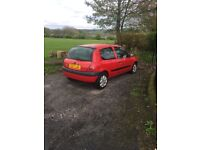 IMMACULATE renault Clio