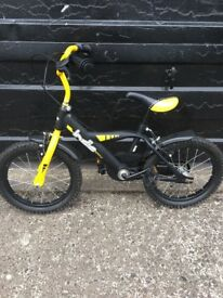Indie 16 inch Bike