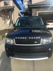 Range Rover Sport HSE( Auto Biography Package)
