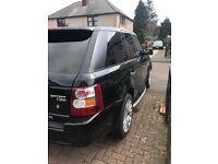 Range Rover Sport Excellent condition, 1 years mot