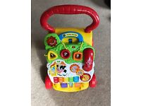 VTech First Steps Babywalker
