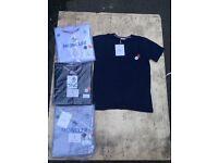 Summer T-Shirt Round Neck Moncler
