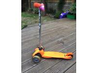 Mini 'Micro' scooter