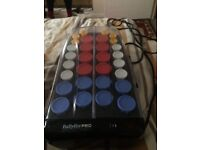 Bablyiss Pro Electric Curlers