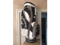 CALLAWAY Solaire - Womens GOLF Trolley Bag *Mint Cond*