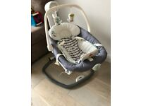 Joie Serina 2 in 1 swing/rocker- Collection Only