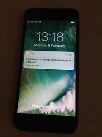 iPhone 6 16GB Vodafone space grey smartphone