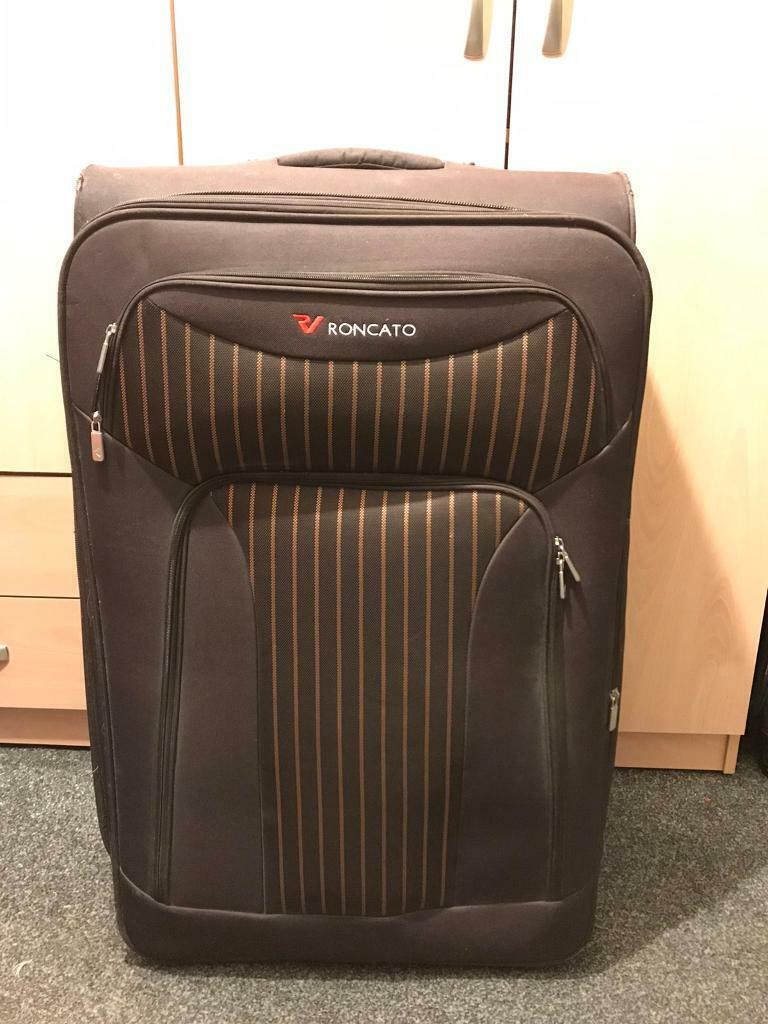 run shoes best place best authentic RONCATO SUITCASE ( collection only) | in Lozells, West Midlands | Gumtree