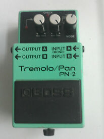 BOSS TREMOLO/ PAN FOR SALE -CLASSIC!