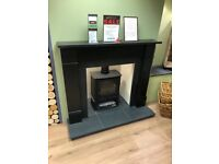 Complete Stove Package Including Fireplace & Installation