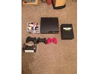 PS3 320g 7games 4 controllers