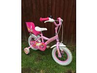 Girls cupcake bike