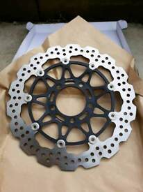 Brand New - Front brake discs