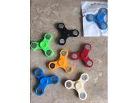 Fidget Spinners Finger Spinners £2 each, 3 for £5