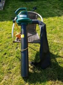Garden blower/vac